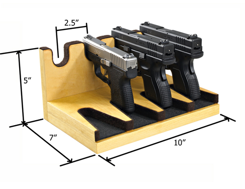 Quality Rotary Gun Racks Quality Pistol Racks 4 Gun
