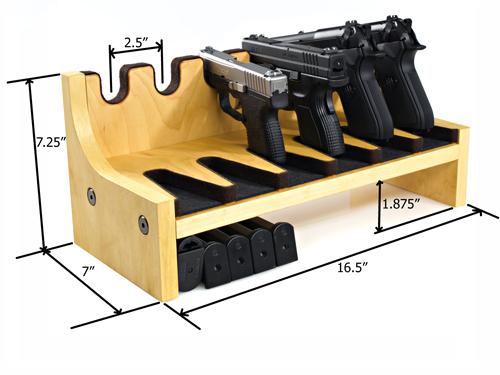 DIY Gun Storage