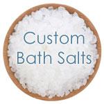 Custom Bath Salts