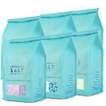 bath salt 6 pack