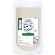 Whiskey Smoked Irish Salt - 2lb
