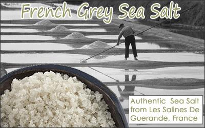 Grey french sea salts san francisco salt company for Epsom salt in french