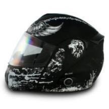Crusader Black V 210 Vcan Helmet!