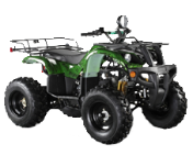 150cc Fully Automatic with Reverse Utility ATV - Free Shipping!