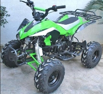 110cc ATV for Kids! - FREE SHIPPING!! -877-868-5828