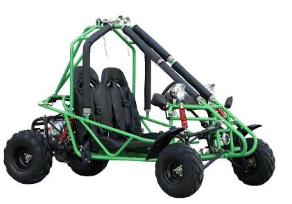 110cc Best Selling Semi Automatic Go Kart!