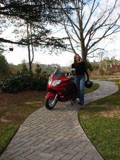 Aeolus 300 Mainstreet , 300cc scooter free shipping