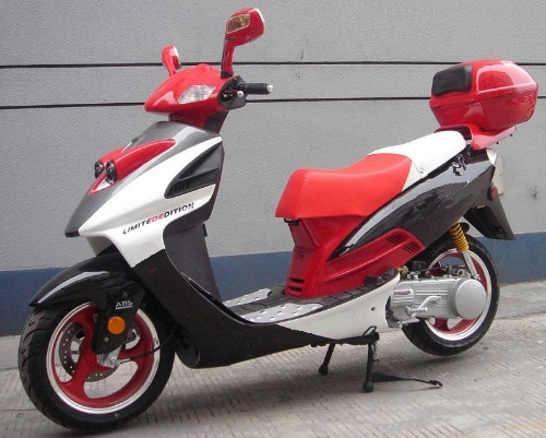 49cc scooters 50cc scooters 150cc scooters to 400cc gas for Motor wheelchair for sale