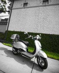 Lance Vintage 150cc - On Sale!