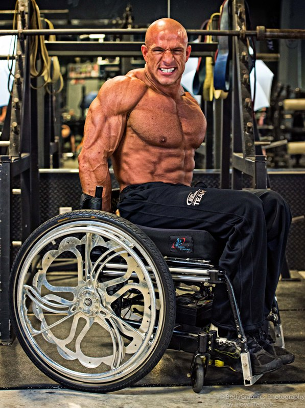 Exercises You Can Do In A Wheelchair
