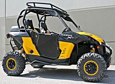 Utv Headquarters Can Am Maverick Commander Doors By