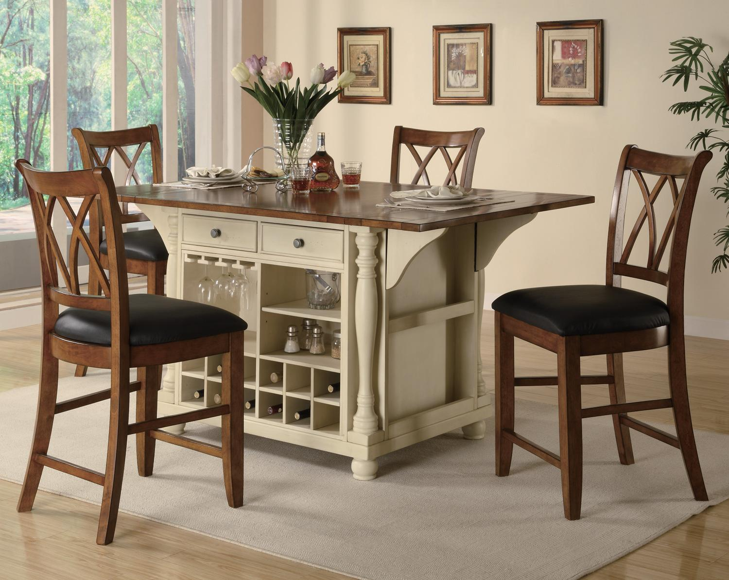 Dinette Sets| Kitchen Table and Furniture| Counter Height Stools ...