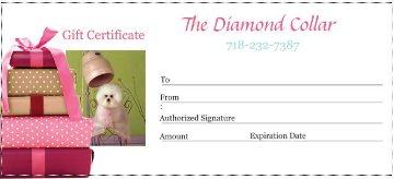 on line pet lover e-gift